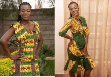 What To Wear In Nairobi Ankara Outfit Inspiration