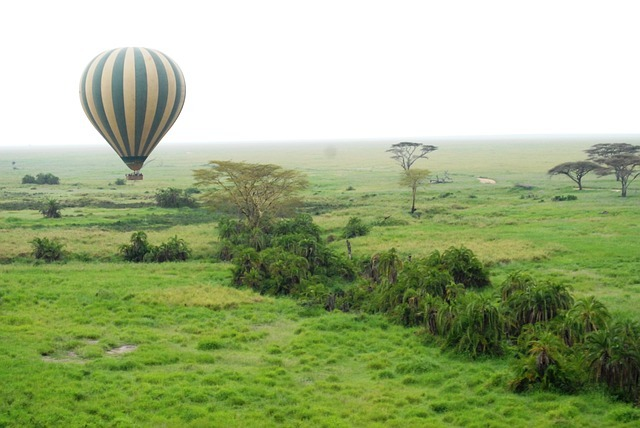 Serengeti National Park Baloon Safari