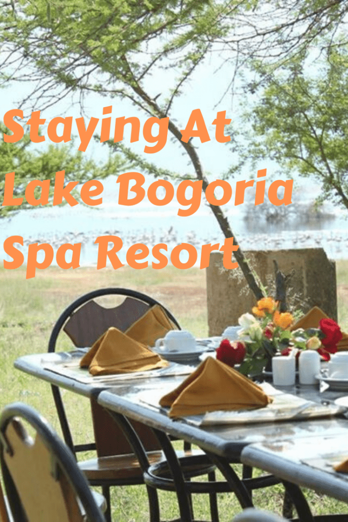 Staying At Lake Bogoria Spa Resort