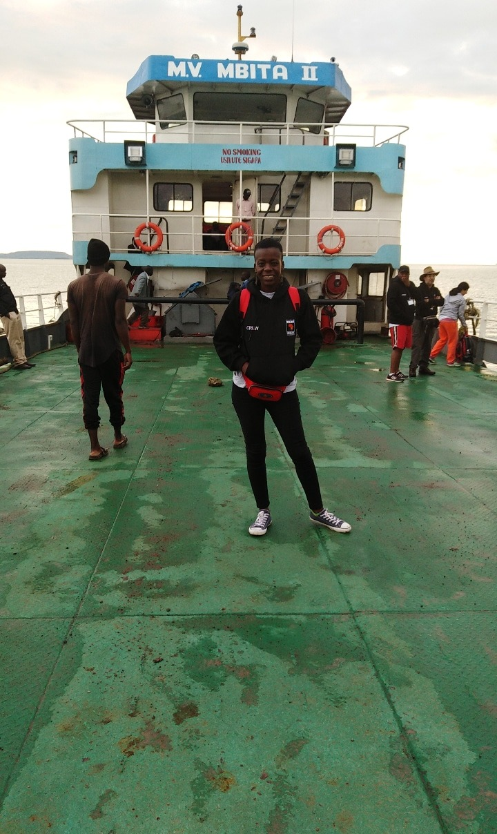 Lake Victoria Ferry Crossing - Lwanda Kotieno