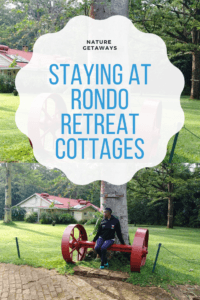 Rondo Retreat Cottages