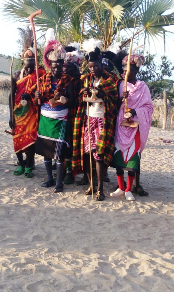 Turkana Men