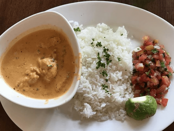swahili fish with coconut rice recipe