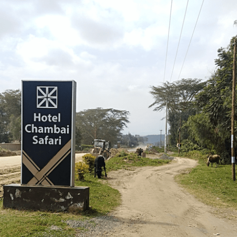 Staying At Jumbo Hill Top Lodge Kwale