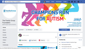 Family Group Foundation Facebook Page